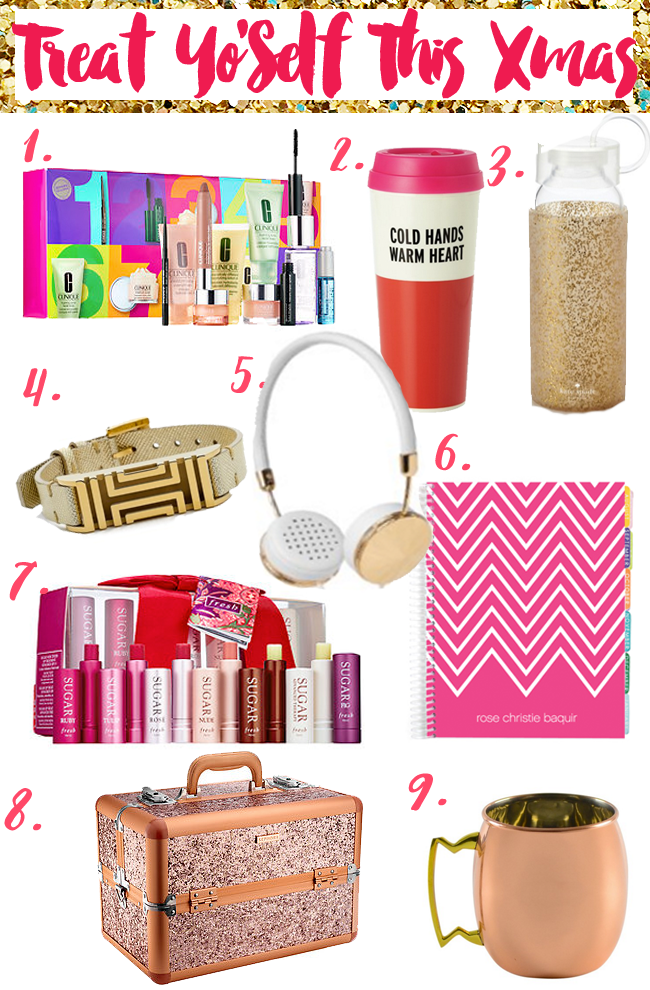 Treat YoSelf Gift Guide