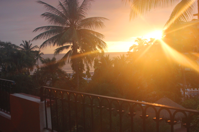 Velas Vallarta Sunset