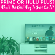 Netflix, Amazon Prime or Hulu Plus? What's the Best Way to Save on TV?