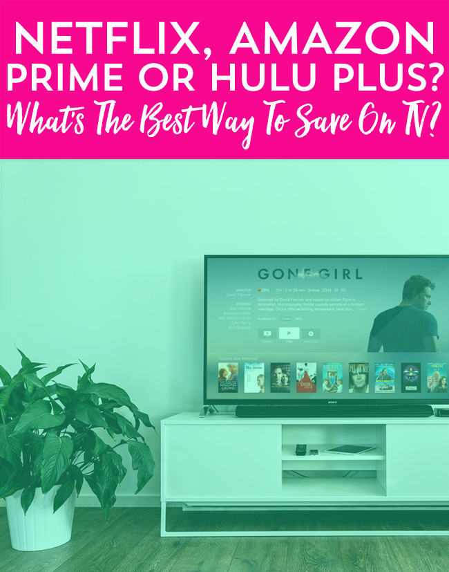 Cutting the cord but not sure if you should get Netflix, Amazon Prime or Hulu Plus? We reviewed each service so you can pick the best for you!