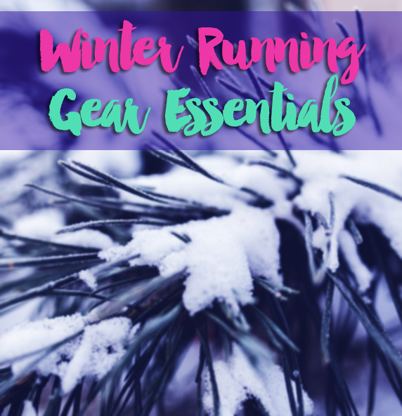 Winter Running Essentials So You Don't Freeze (or slip!)