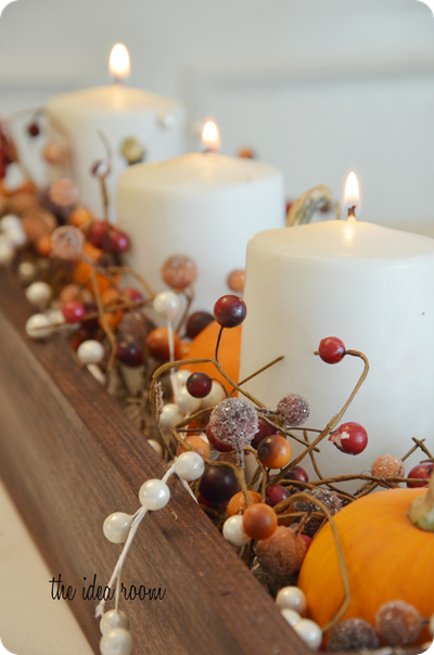 Inexpensive Fall Centerpiece Ideas Frugal Beautiful