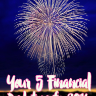 5 Financial Resolutions for 2016