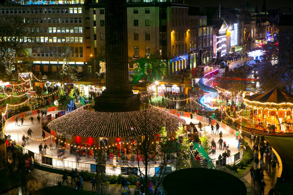 Edinburgh's Christmas