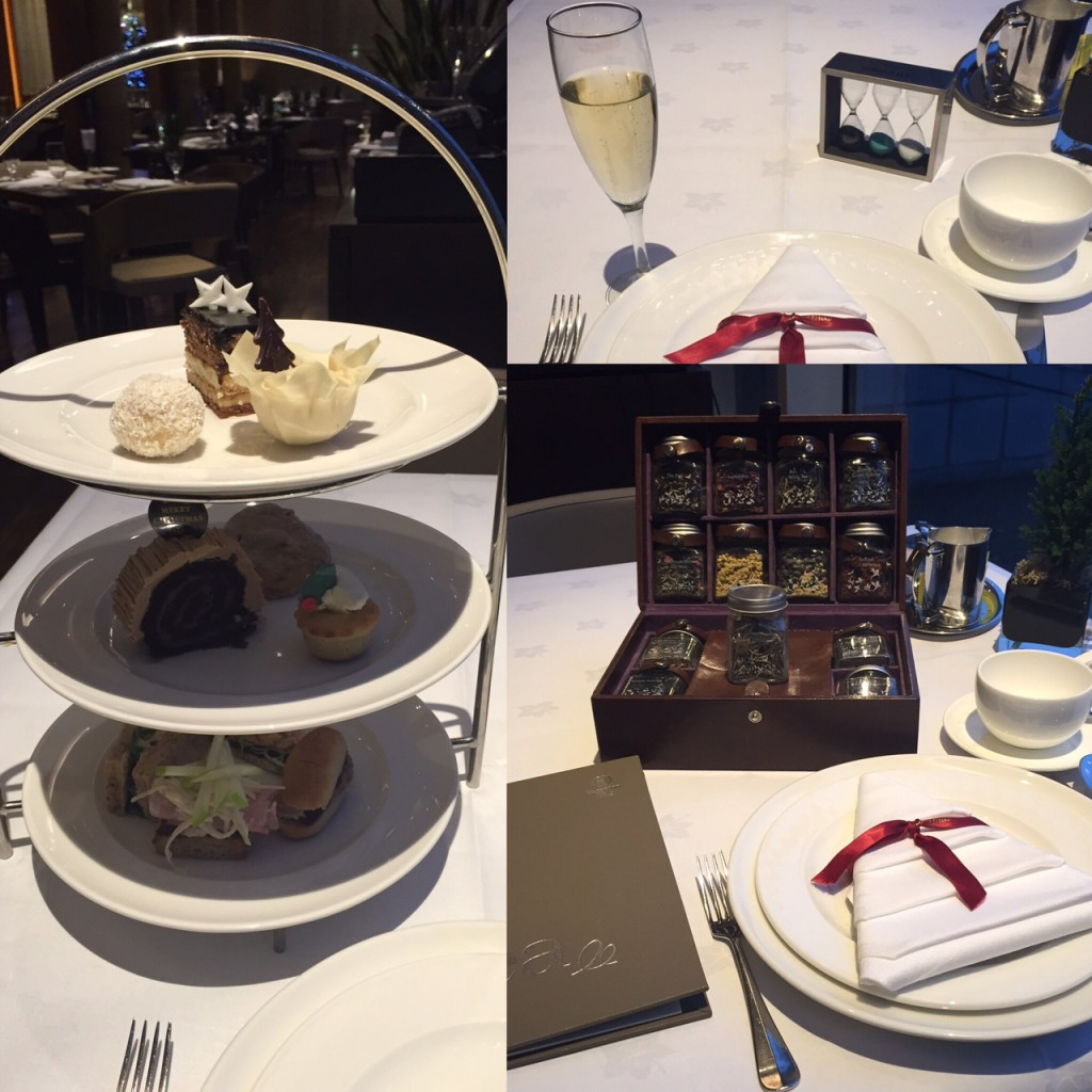 Afternoon Tea - Sheraton Edinburgh Hotel & Spa
