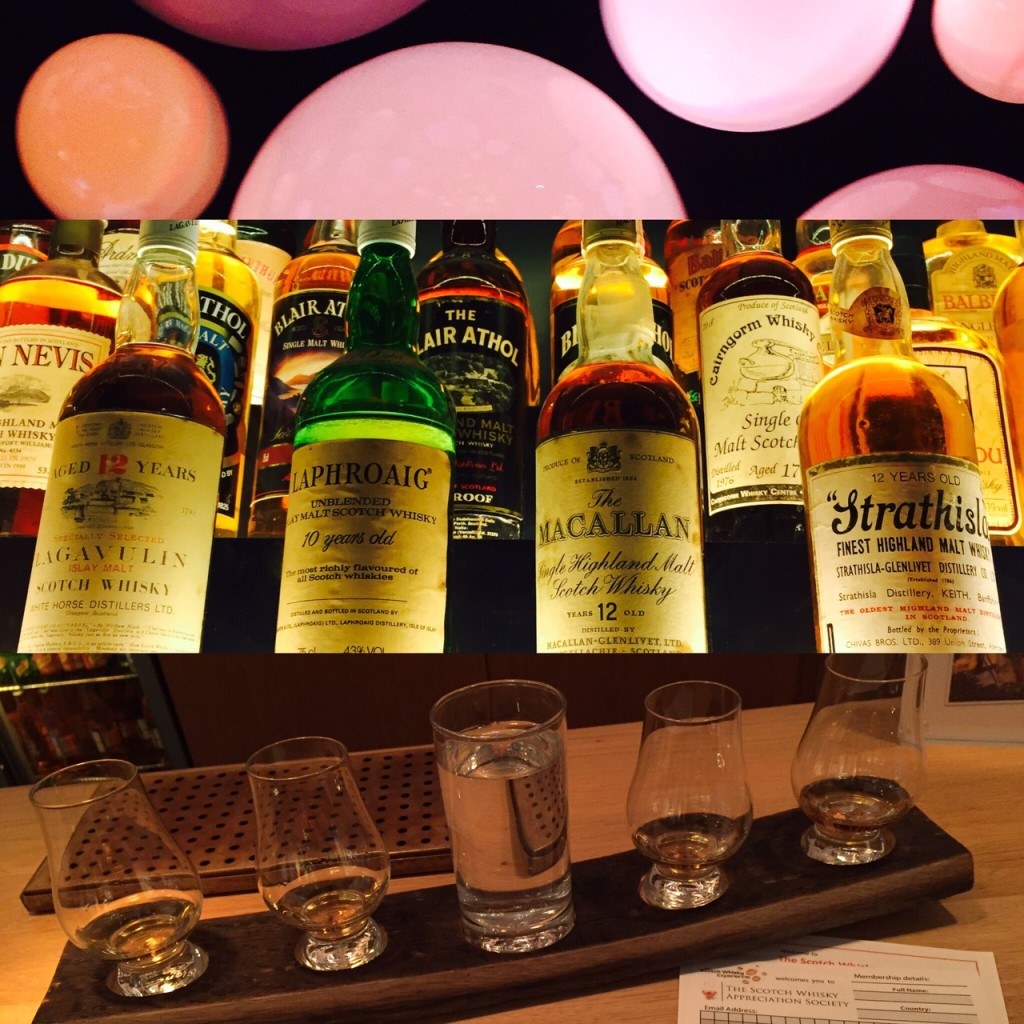 Edinburgh Scotch Whisky Experience