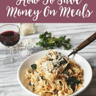 How to Save on Meals
