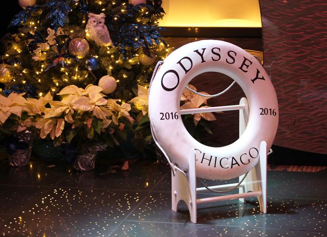 Odyssey Chicago NYE