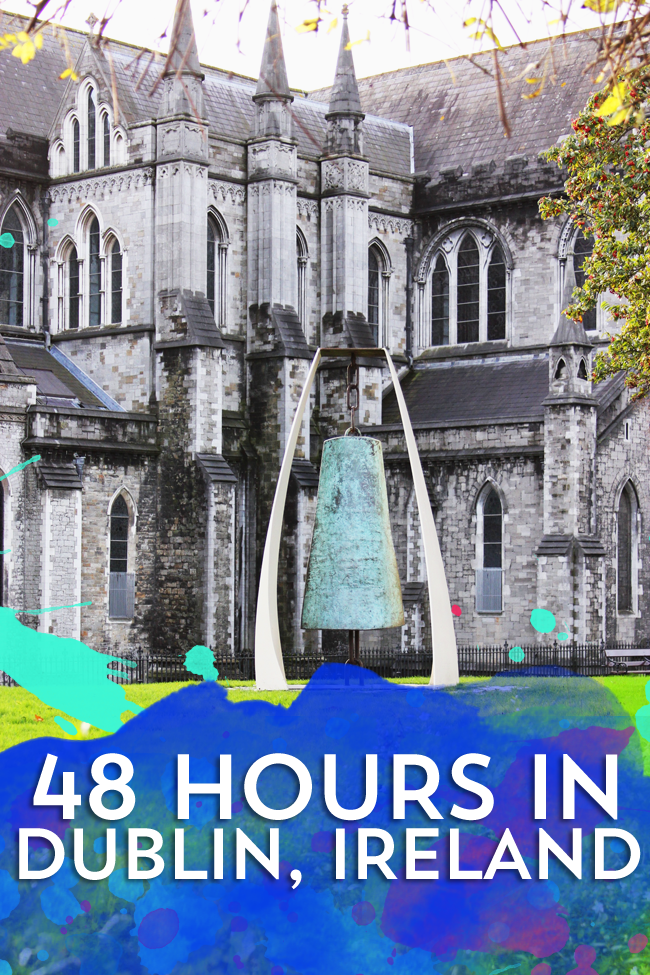 Two days might not seem like a lot of time to spend in Ireland, but you'll be amazed what I was able to see and do with just 48 hours in Dublin.