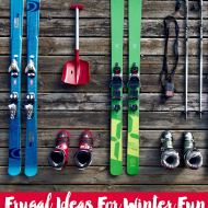 Frugal Ideas For Winter Fun on a Budget