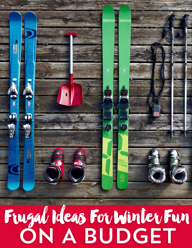 Winter Activities On a Budget