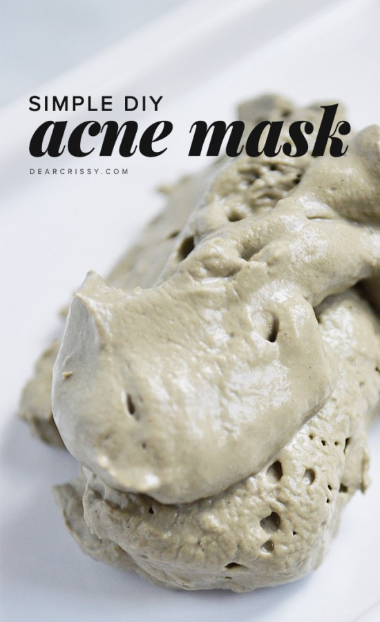 diy-acne-face-mask