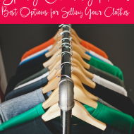 Spring Cleaning Hacks: Best Options for Selling Your Clothes
