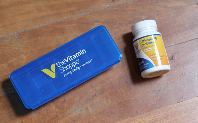 Vitamin Shoppe Healthy Routine for 2016