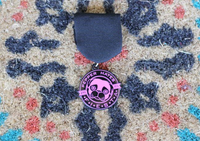 Fiesta Medals San Antonio 2016