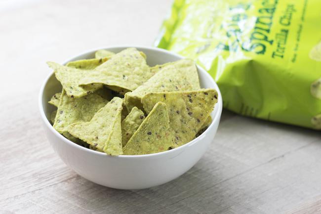 Kale Chips from CVS SpringSnacking