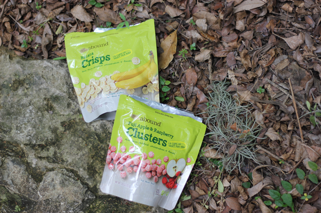 My favorite spring snacking with CVS Gold Emblem Abound