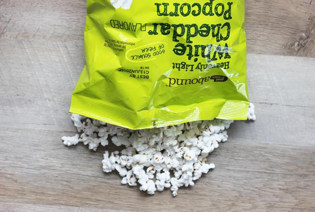 SpringSnacking CVS Popcorn
