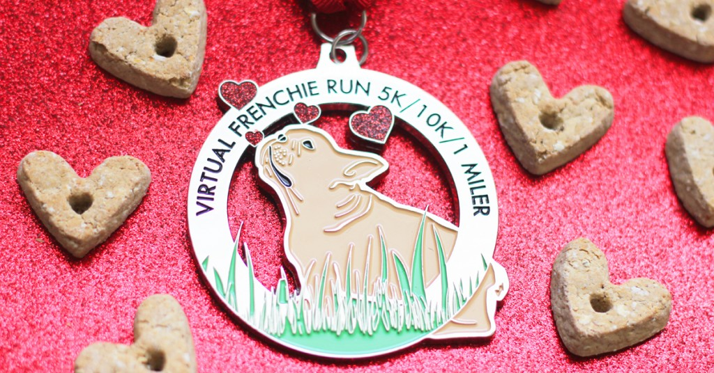 Frenchie Medals Dog Biscuit Facebook
