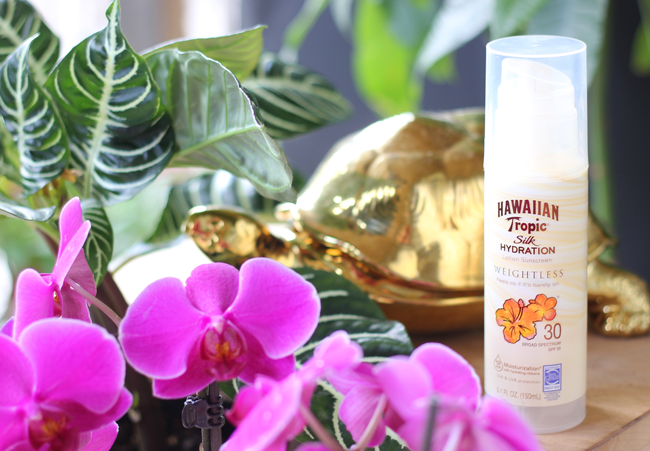 Hawaiian Tropic Silky Hydration Weightless SPF 30 At Walmart