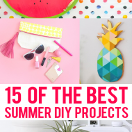 15 of the Best Summer DIY Projects