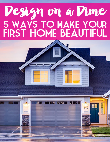 Have you recently purchased a home for the first time? Congratulations! Here are a few tips to make your first home beautiful.