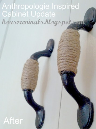 Country Twine Handles