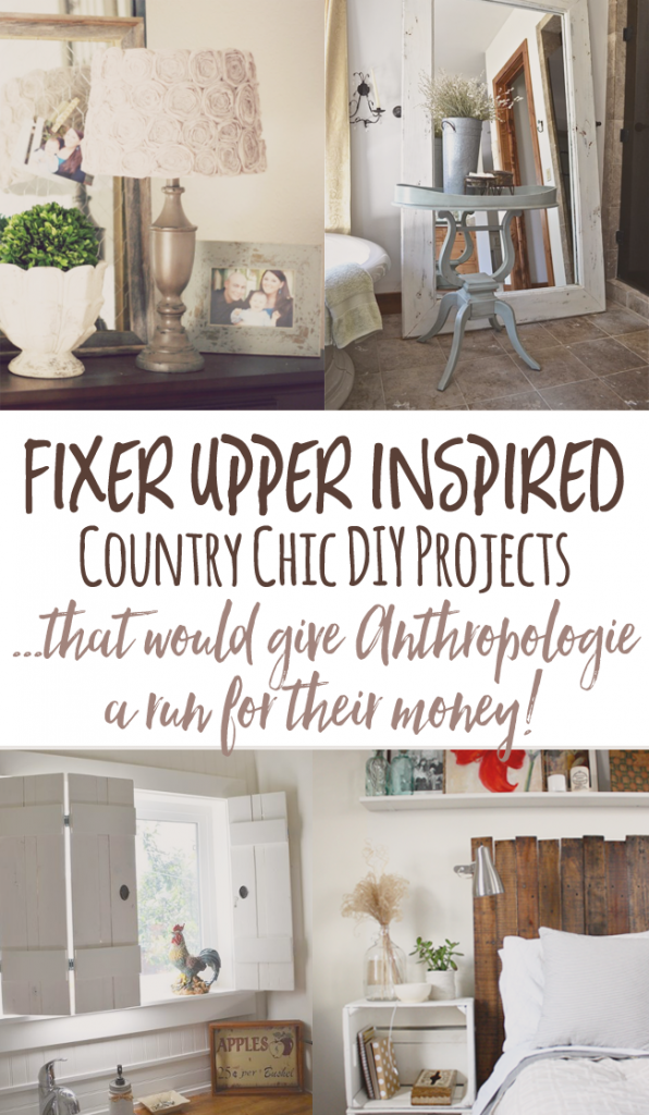 These are my favorite DIY country decor projects that will make your home look like it's straight out of an Anthropologie magazine without the price tag.