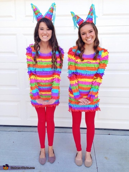 The 15 best diy halloween costumes for adults diy pinatas costume by costume works solutioingenieria Gallery