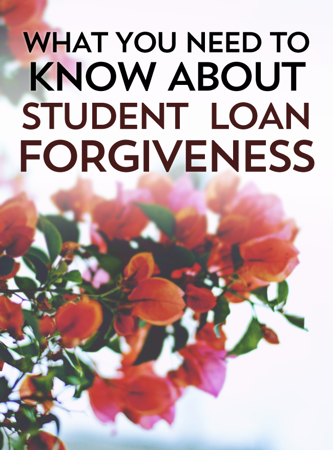 Wondering if there is a way of getting your student loans forgiven? Let me walk you through who qualifies and which loans can be reduced or eliminated.
