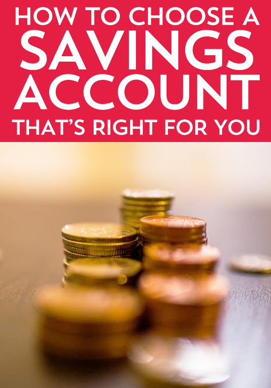 Need to choose a savings account, but aren't sure what to look for? I've got some helpful tips to make the decision an easy one.