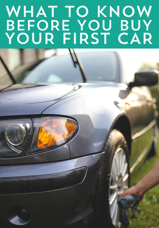 If you are looking to buy your first car, there are a few things you should know. Luckily, we go over them here so you can prepare for this epic milestone.