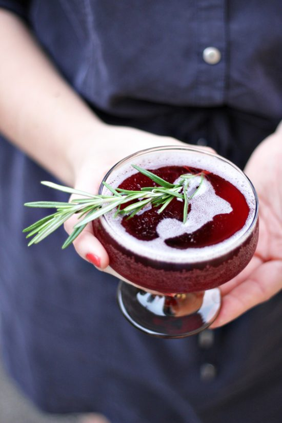 If you're like me, the holidays are for food, friends, family, and...... celebratory cocktails! Check out these 20 yummy recipes at Frugal Beautiful.