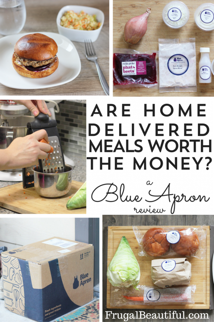 Are home delivered meals worth the cost? Good question. Recently, I gave Blue Apron a try to determine this for myself. Check out my review here.