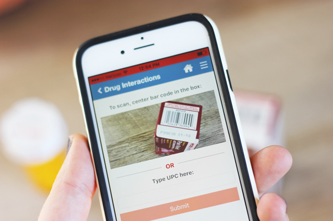 The CVS Pharmacy app will help you manage your medication or help you better care for a loved one who regularly needs help with their daily regimen.