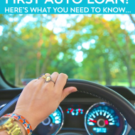 Considering Your First Auto Loan? Here's What You Need To Know…