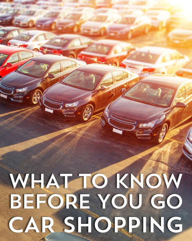 Is car shopping in the near future for you? Don't walk onto the car lot unprepared! We have five useful tips to remember before going car shopping.