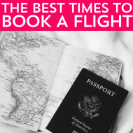 The Absolutely Best Time to Book Flights To Save Money