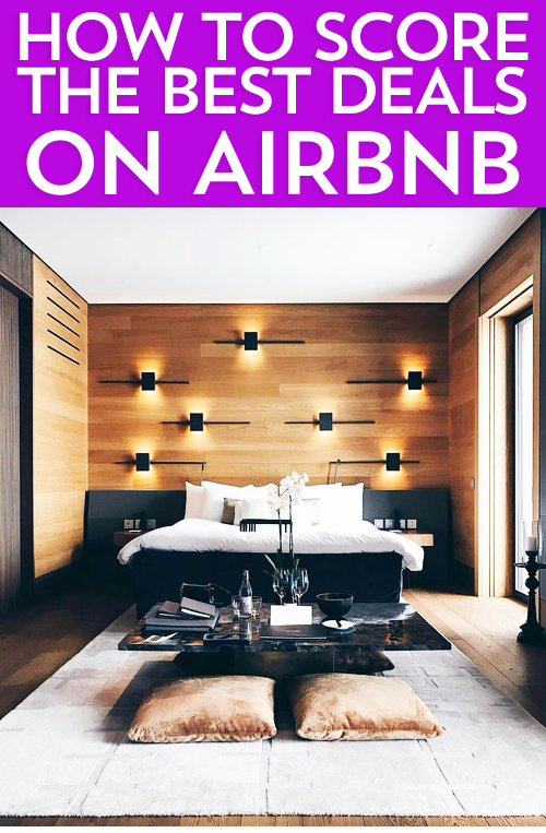 Wanting to score some fab deals on Airbnb but are unsure where to start? While Airbnb has become quite competitive, we have some useful tips.