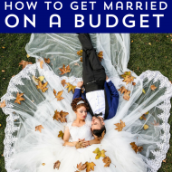 Engaged but have limited funds? You CAN get married on a budget. Let us show you a few great ideas to save big on a wedding!