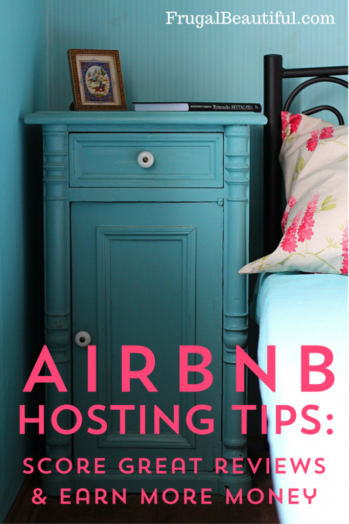 Considering renting your space through Airbnb? Take a look at these Airbnb hosting tips that will help you score some awesome reviews.