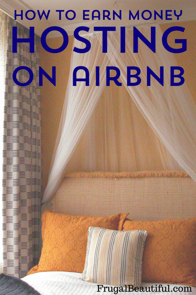 Let me show you how crazy easy it is to earn money hosting on Airbnb. Believe it or not, me, myself, and I have scored almost $500 in my first month! Woot!