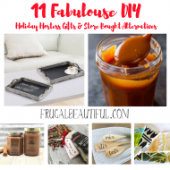 Top 11 DIY Hostess Gifts and Inexpensive Store-Bought Alternatives