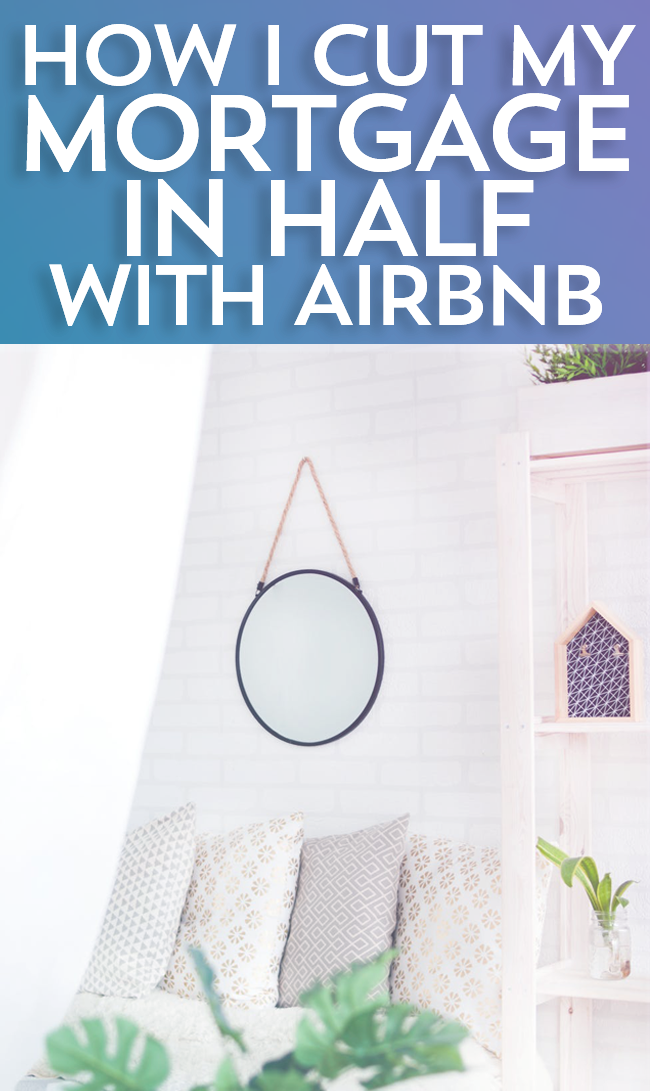 I never thought I'd become an Airbnb host. People in my space? Ugh. But it has honestly been the most profitable side hustle I could ever imagine.